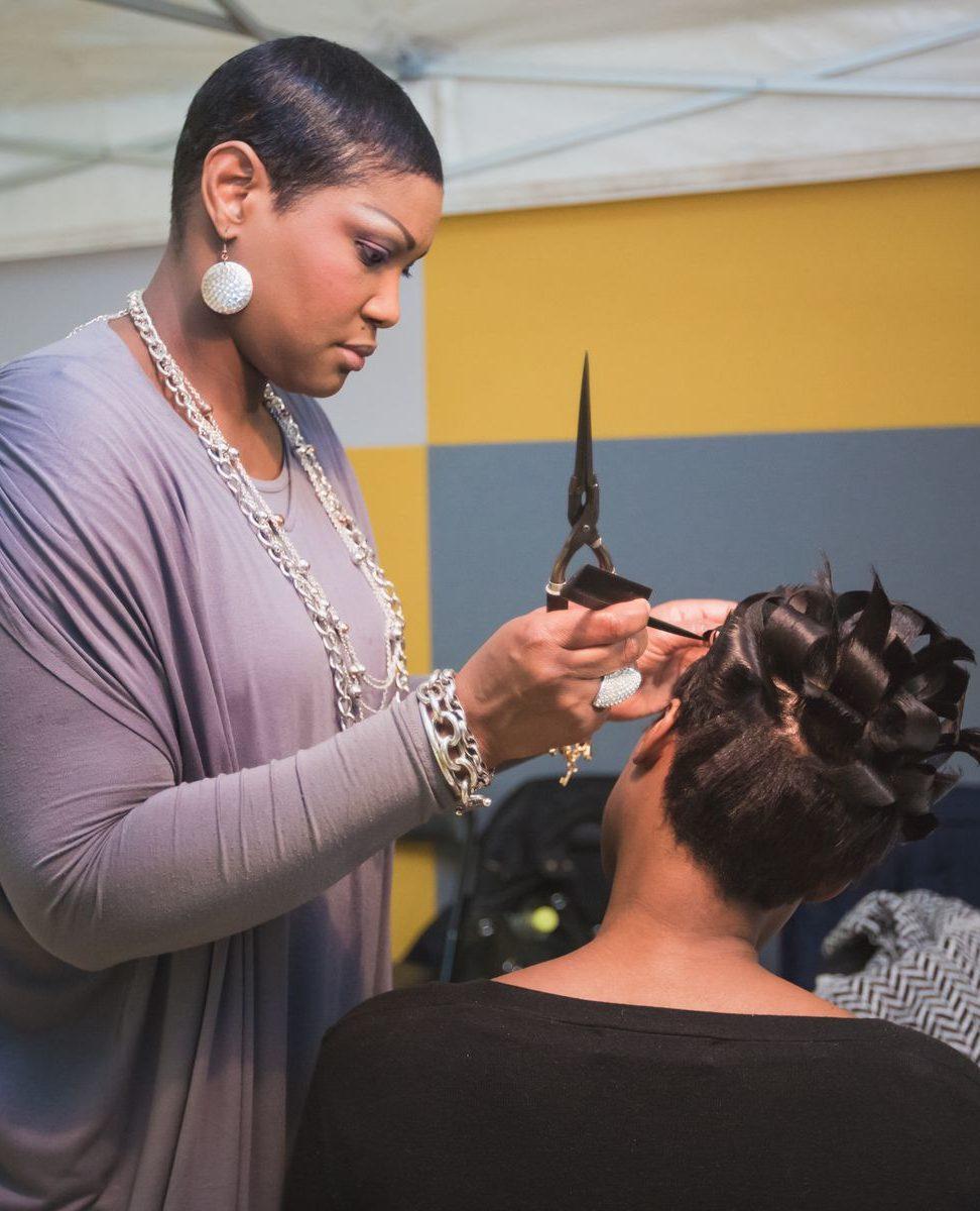 Marie-Christine Belair coiffeuse-visagiste